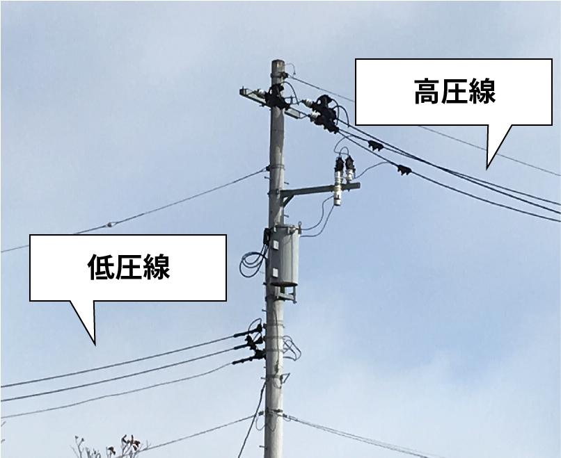 電線① 電線には種類がある?高圧...